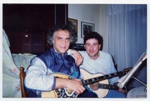 1992 ο Στέλιος Βαμβακάρης