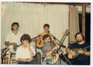 1986 Σεπτ. Κιάτο ο Τσέρτος η Δώρα ο Βύρωνας